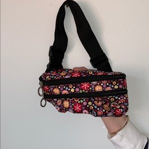FREE W/PURCHASE $45+ // Floral Belt Bag
